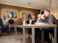 Spotkanie kibiców z zarządem
