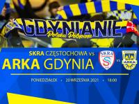 W poniedziałek o 18.00 gramy na Stadionie w Gdyni