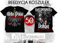Reedycja koszulek Rzeczpospolita Polska