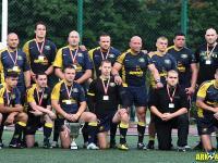 Rugby: derby w finale Pucharu Polski