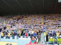 Cracovia - Arka: relacja