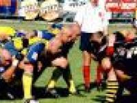 Mecz na szczyscie ligi rugby!