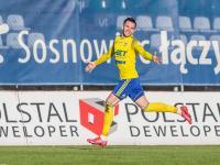 Deja piłkarzem spotkania w Sosnowcu