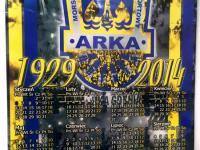 Nowe kalendarze w Arkowcu