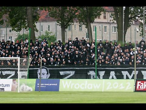 Kibicowsko: Śląsk vs ARKA