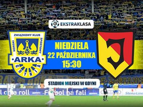 LIVE: Arka - Jagiellonia (relacja radiowa)