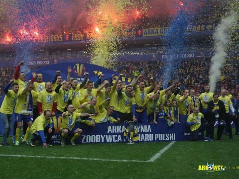 Odra Opole rywalem Arki w 1/32 finału Pucharu Polski