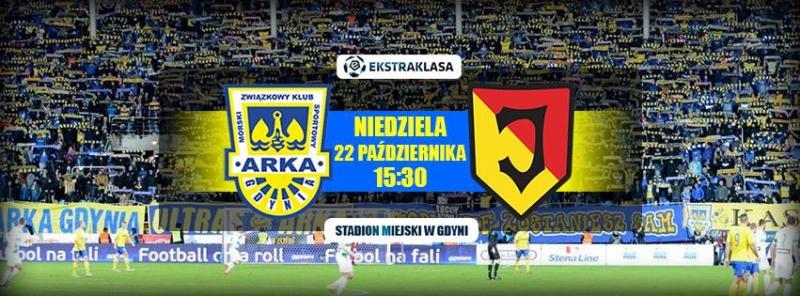 Bilety na mecz Arka - Jagiellonia!